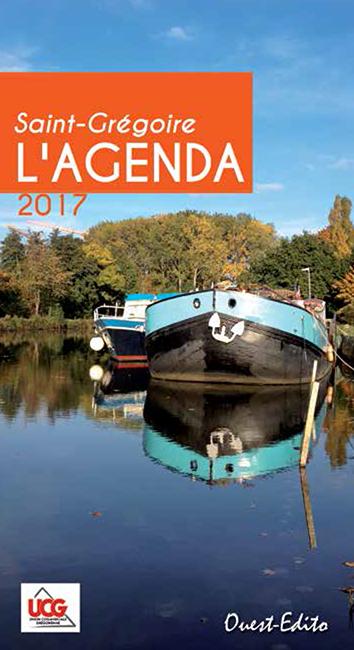 Agenda St-Grégoire 2017